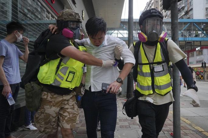 Nhà Trắng dọa trừng phạt Trung Quốc vì dự luật Hồng Kông - Ảnh 1.