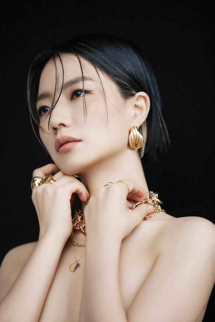 Người đẹp Hàn Quốc gây sốt với loạt ảnh khoe dáng vóc - Ảnh 4.