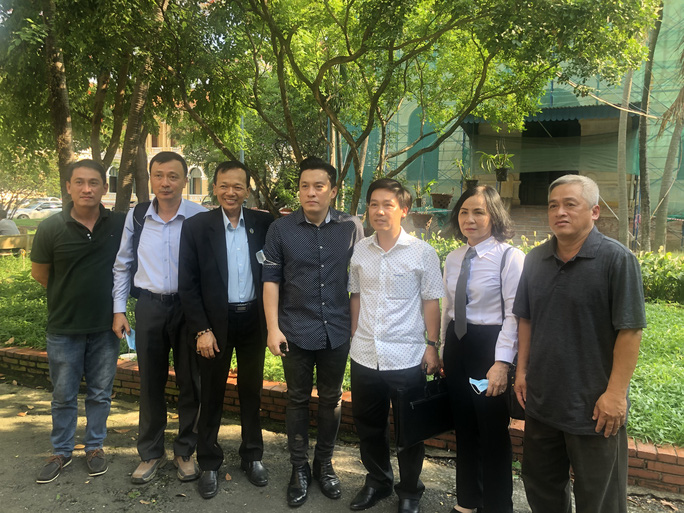 Sửa án sơ thẩm vụ tranh chấp đất liên quan ca sĩ Lam Trường - Ảnh 1.