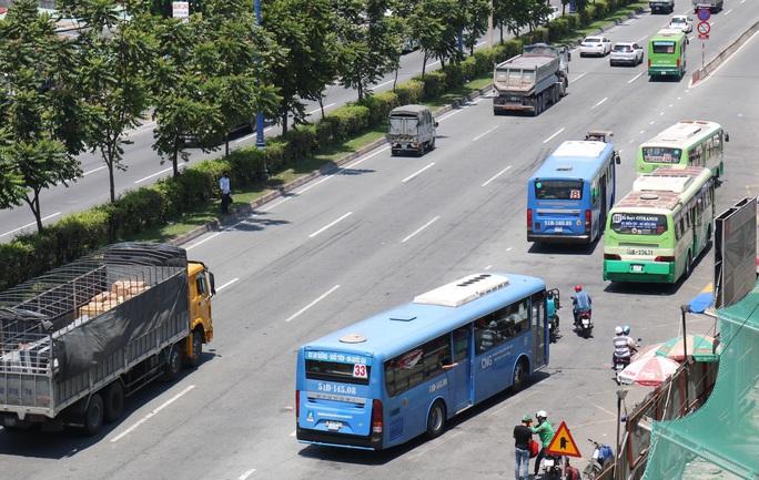 Cần đến 1.311 tỉ đồng ngân sách trợ giá xe buýt TP HCM năm 2020 - Ảnh 2.