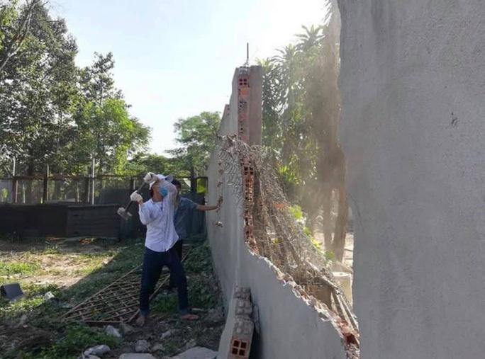 Xử lý căn cơ nạn xây nhà không phép - Ảnh 1.