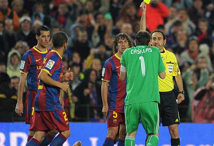 Tiết lộ sốc: 90% trọng tài Tây Ban Nha thiên vị Real Madrid - Ảnh 3.