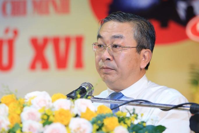Bà Trần Thị Diệu Thúy tiếp tục được bầu giữ chức Bí thư Đảng ủy Cơ quan LĐLĐ TP HCM - Ảnh 1.