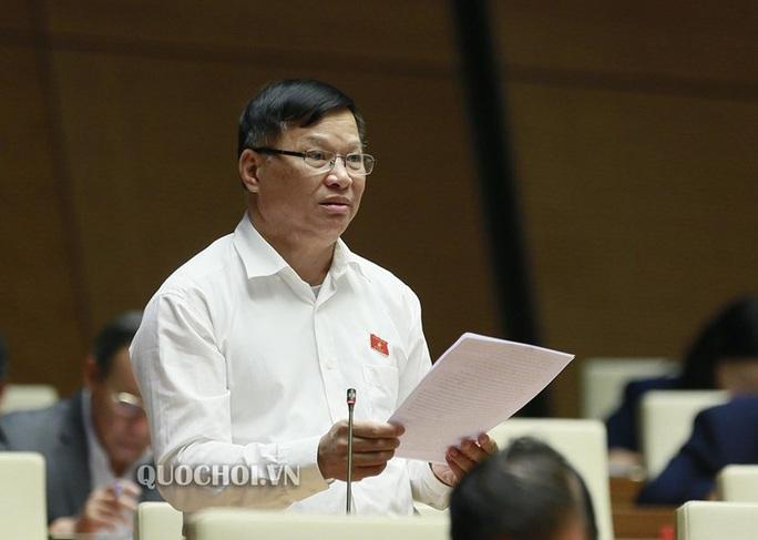 Cấm hay không cấm dịch vụ đòi nợ thuê làm nóng phiên thảo luận tại Quốc hội - Ảnh 1.