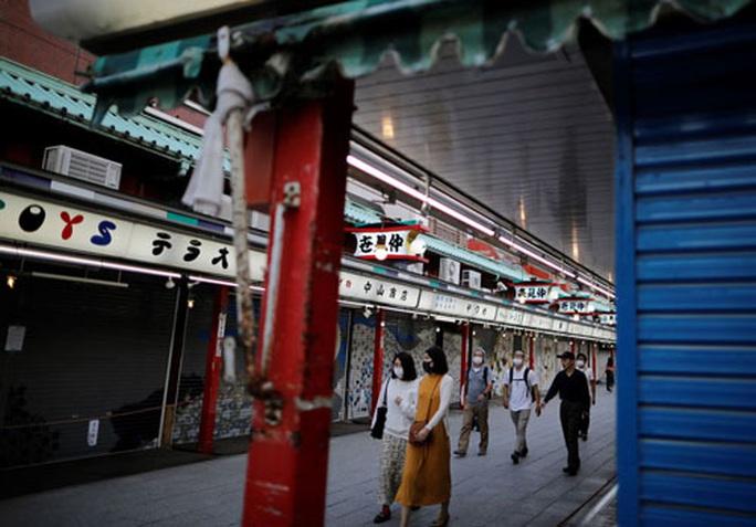 Covid-19: Nhật Bản, EU nỗ lực vực dậy kinh tế - Ảnh 1.