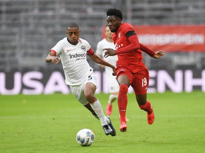 Alphonso Davies: Cậu bé Ghana di dân tỏa sáng ở Bundesliga - Ảnh 8.
