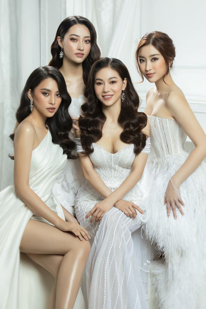 Bà trùm tiết lộ vai trò của 3 hoa hậu - Ảnh 2.