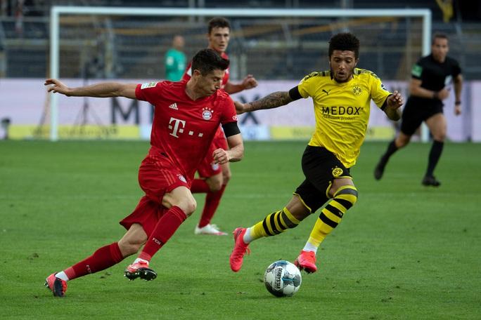 Kimmich lập siêu phẩm, Bayern Munich đè Dortmund ở siêu kinh điển - Ảnh 4.