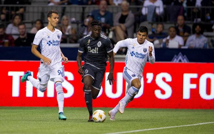 Alphonso Davies: Cậu bé Ghana di dân tỏa sáng ở Bundesliga - Ảnh 5.