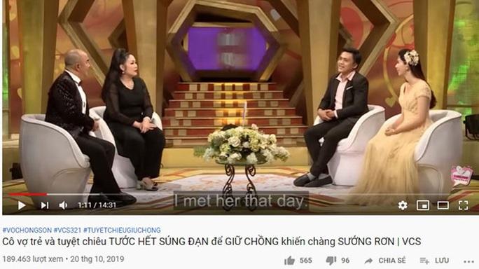 Bê bối phủ bóng gameshow Việt - Ảnh 3.