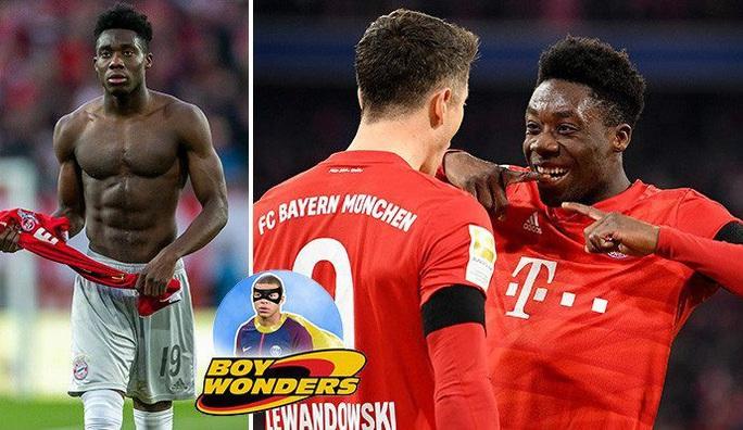 Alphonso Davies: Cậu bé Ghana di dân tỏa sáng ở Bundesliga - Ảnh 3.