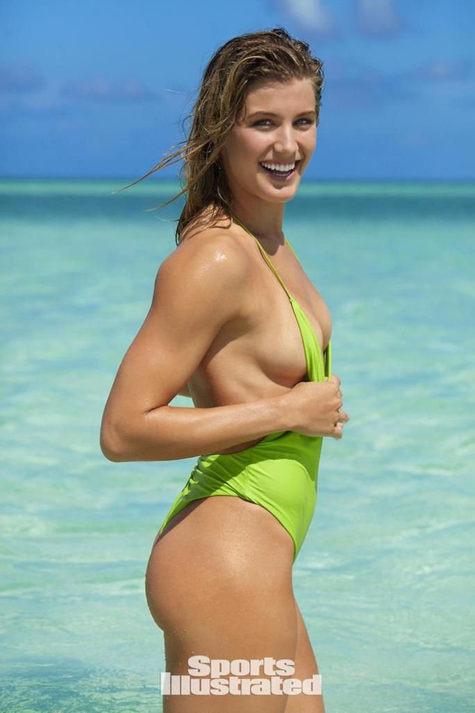 Mỹ nhân nóng bỏng làng quần vợt Eugenie Bouchard phớt lờ scandal - Ảnh 4.