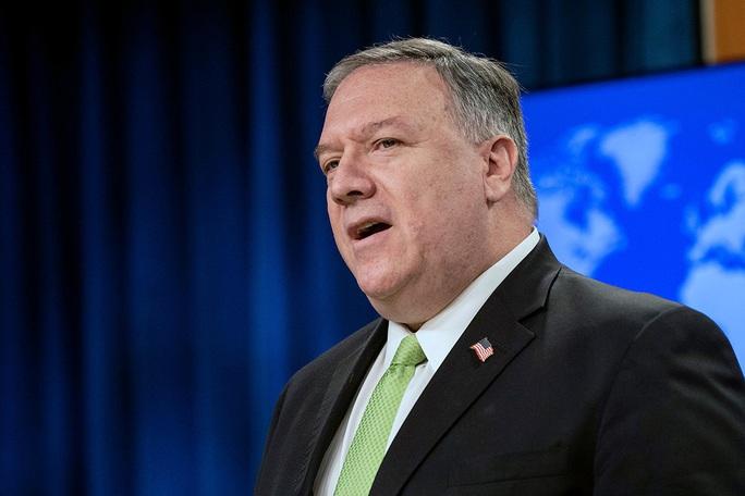 Mỹ trừng phạt Trung Quốc nhưng tránh tổn hại Hồng Kông? - Ảnh 1.