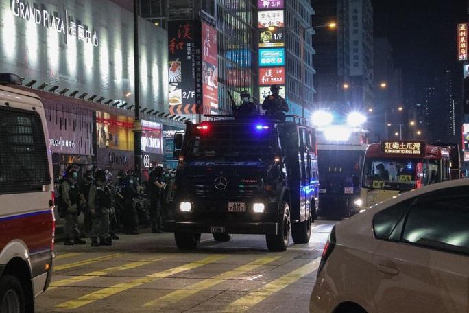 Mỹ trừng phạt Trung Quốc nhưng tránh tổn hại Hồng Kông? - Ảnh 2.
