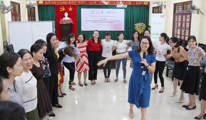 Đại diện 20 công ty thuộc các KCN tại Hải Phòng được tập huấn về chăm sóc sức khỏe cho người lao động - Ảnh 2.