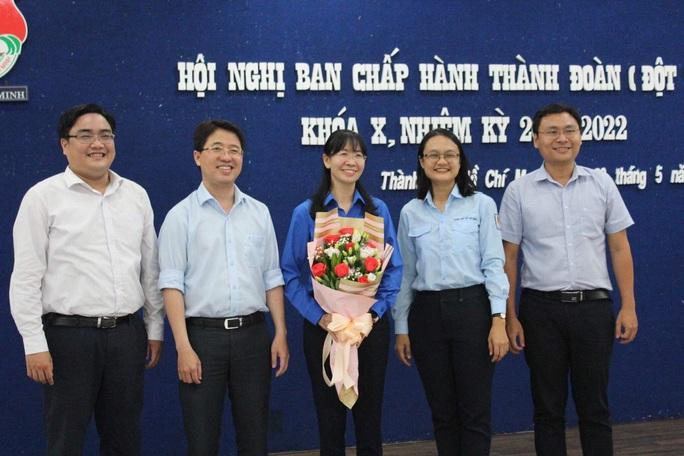 Thành Đoàn TP HCM có tân Bí thư - Ảnh 1.