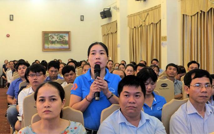 Đà Nẵng: Đối thoại chính sách BHXH cùng người lao động - Ảnh 1.