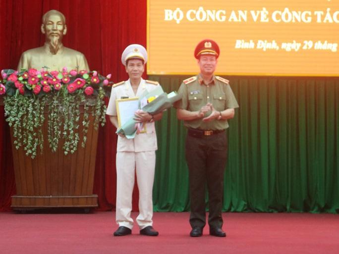 Bình Định có tân Giám đốc Công an tỉnh - Ảnh 1.