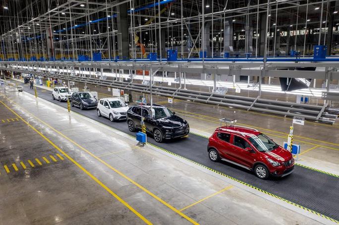 Doanh nghiệp sản xuất, lắp ráp ô tô được lùi thời hạn nộp thuế tiêu thụ đặc biệt - Ảnh 1.