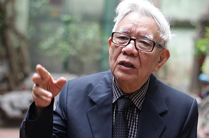 Nguyên Phó ban Tổ chức Trung ương Nguyễn Đình Hương qua đời - Ảnh 1.