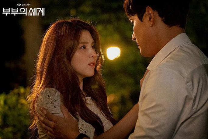 Phim ngoại tình 19+ Thế giới hôn nhân gây sốt ở Hàn Quốc - Ảnh 3.