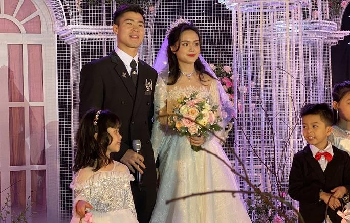 Duy Mạnh khoe sắp làm cha sau 3 tháng kết hôn - Ảnh 3.