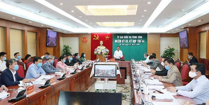 Nguyên Thứ trưởng Bộ Quốc phòng Nguyễn Văn Hiến bị đề nghị khai trừ đảng - Ảnh 1.