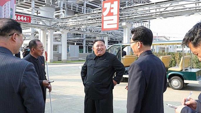 Hình ảnh mới về ông Kim Jong-un hé lộ điều gì? - Ảnh 4.