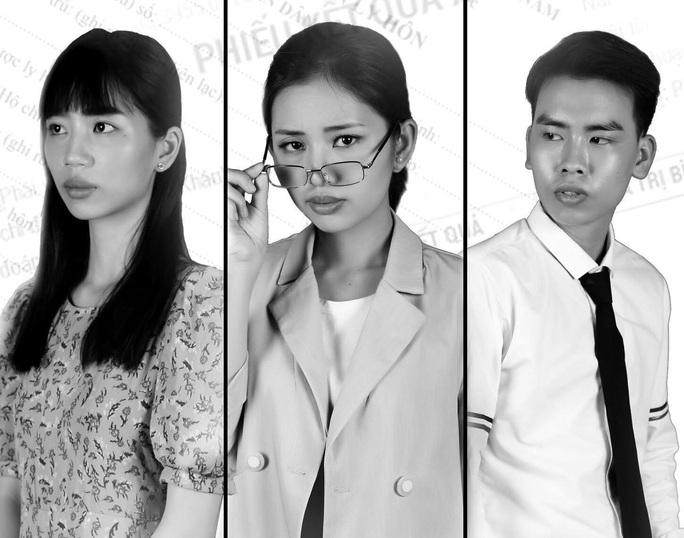NSND Việt Anh chăm chút diễn viên trẻ tiếng nói sân khấu - Ảnh 9.
