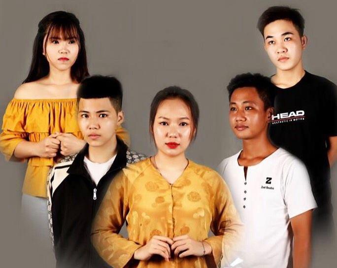 NSND Việt Anh chăm chút diễn viên trẻ tiếng nói sân khấu - Ảnh 6.