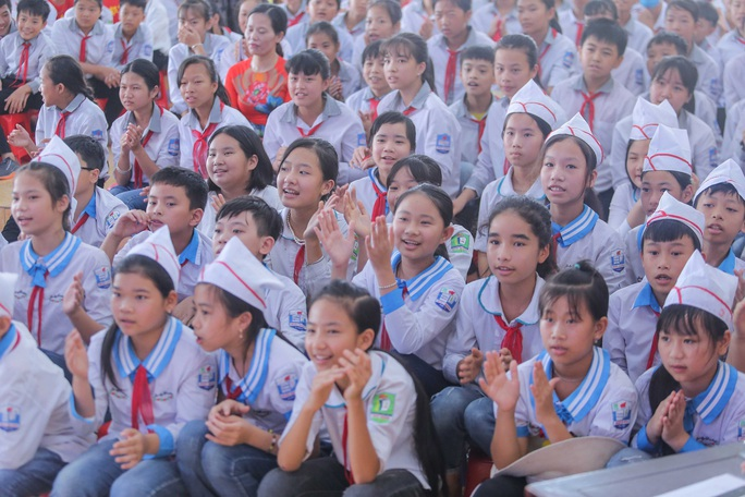 Thế hệ trẻ sôi nổi trong cuộc thi Em yêu biển, đảo quê hương - Ảnh 4.