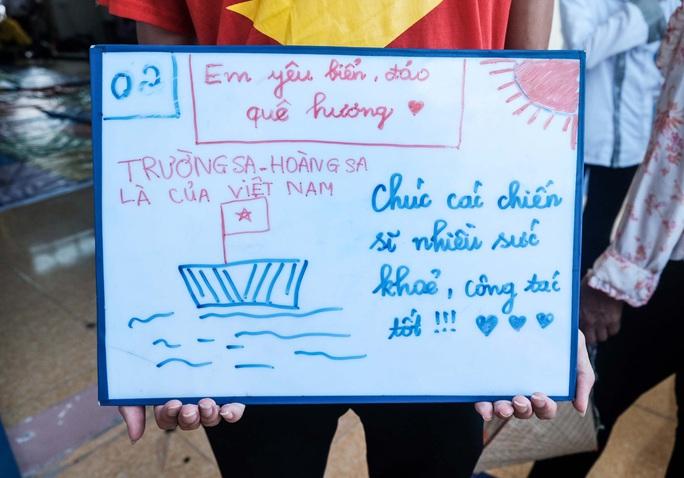 Thế hệ trẻ sôi nổi trong cuộc thi Em yêu biển, đảo quê hương - Ảnh 10.