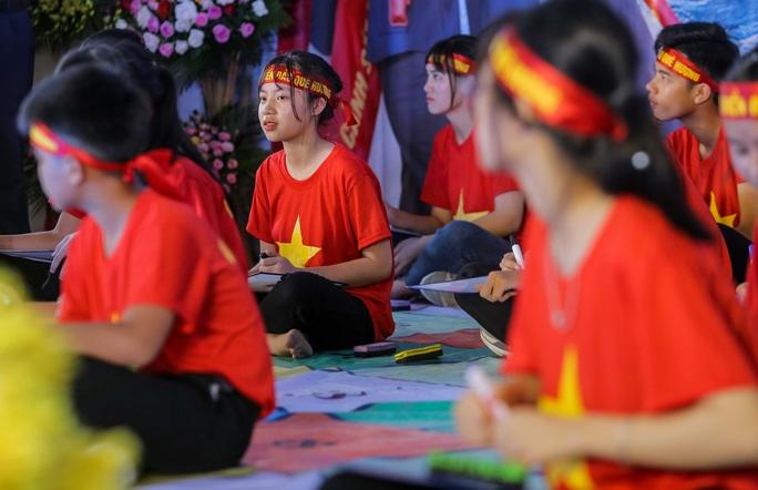 Thế hệ trẻ sôi nổi trong cuộc thi Em yêu biển, đảo quê hương - Ảnh 11.