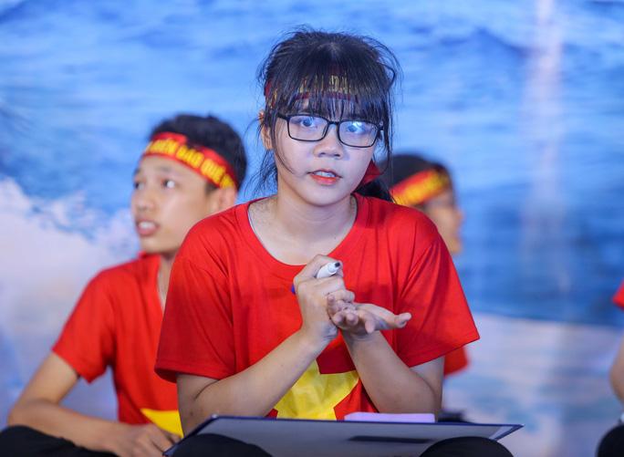 Thế hệ trẻ sôi nổi trong cuộc thi Em yêu biển, đảo quê hương - Ảnh 13.