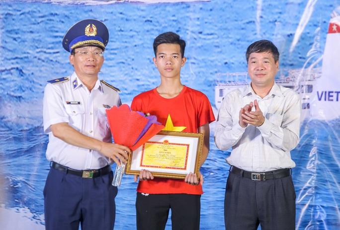Thế hệ trẻ sôi nổi trong cuộc thi Em yêu biển, đảo quê hương - Ảnh 16.