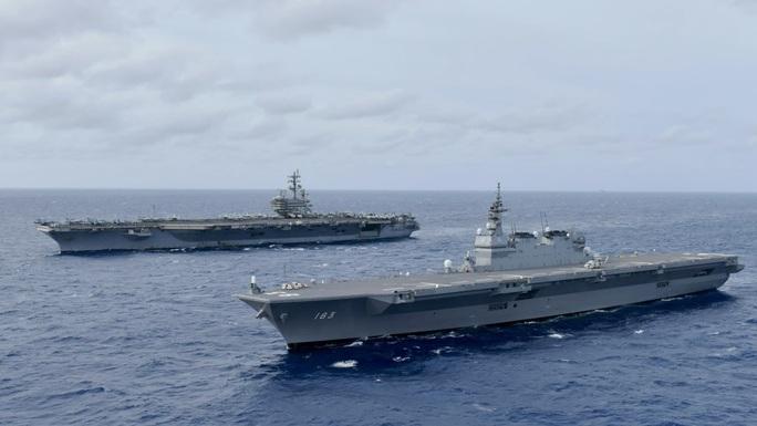Cựu Đô đốc Mỹ: Không thể làm ngơ trước sự gây hấn của Trung Quốc ở biển Đông - Ảnh 1.