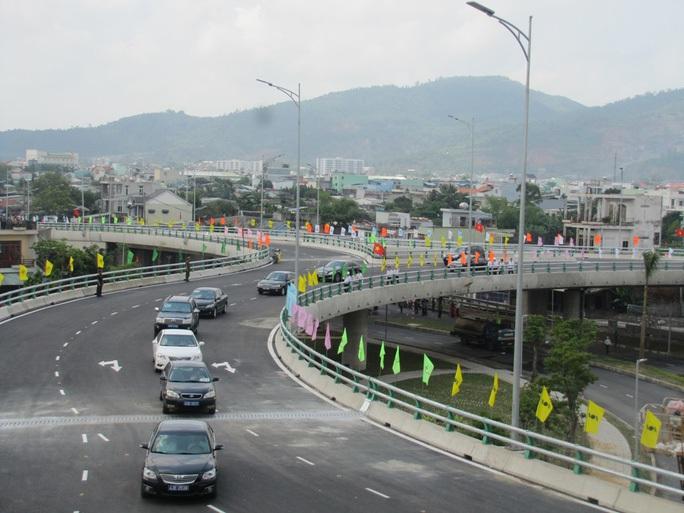 Đà Nẵng được chi hơn 1.600 tỉ đồng để thanh toán công trình cầu vượt 3 tầng - Ảnh 1.