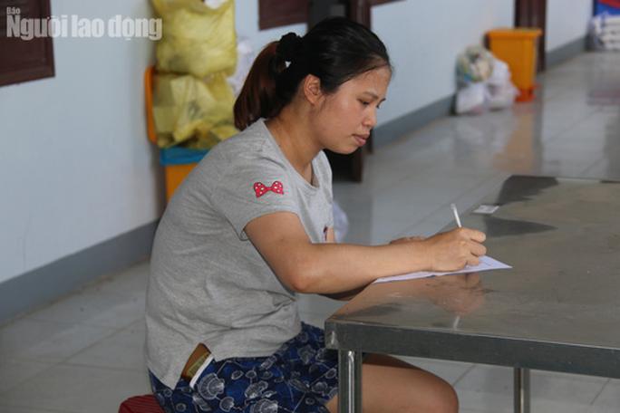 Nhịp sống bên trong khu cách ly 243 bà bầu ở Quảng Nam - Ảnh 9.