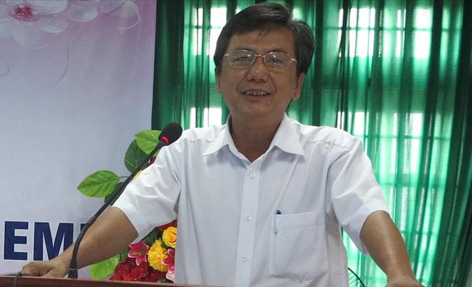 Khởi tố nguyên phó chủ tịch huyện vì sai phạm về đất đai - Ảnh 1.