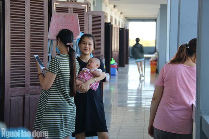Nhịp sống bên trong khu cách ly 243 bà bầu ở Quảng Nam - Ảnh 12.