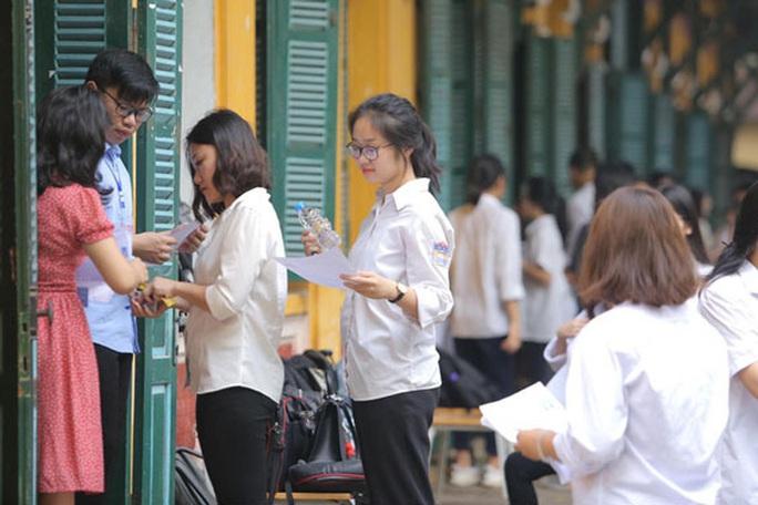 Giám sát chặt kỳ thi tốt nghiệp THPT - Ảnh 1.