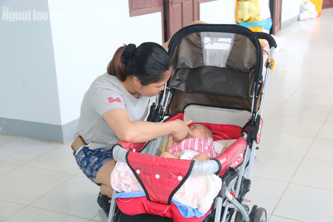 Nhịp sống bên trong khu cách ly 243 bà bầu ở Quảng Nam - Ảnh 10.