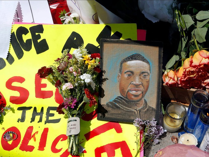 Sao Mỹ kêu gọi đòi công lý sau cái chết của George Floyd - Ảnh 1.