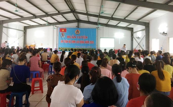 Hà Nội: Hơn 1.500 công nhân được huấn luyện an toàn lao động - Ảnh 1.