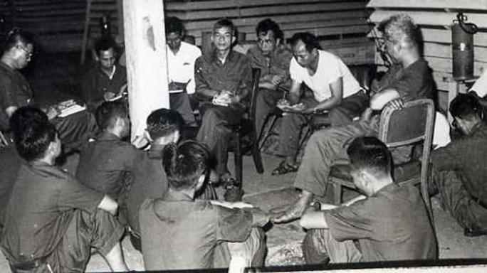 Trại Davis trong phi trường Tân Sơn Nhất: Những giây phút không thể quên - Ảnh 1.