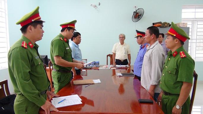 Trưởng, phó phòng của Chi cục Thủy sản Quảng Nam nhận hối lộ - Ảnh 3.