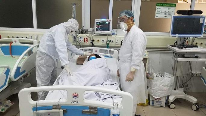 Bác gái bệnh nhân 17 có thể sắp được công bố khỏi bệnh - Ảnh 1.