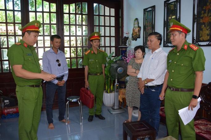 Trưởng, phó phòng của Chi cục Thủy sản Quảng Nam nhận hối lộ - Ảnh 1.