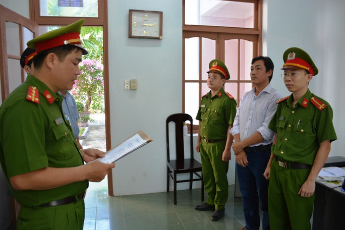 Trưởng, phó phòng của Chi cục Thủy sản Quảng Nam nhận hối lộ - Ảnh 2.