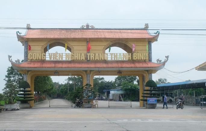 Sau vụ Đường Nhuệ, bắt 3 đối tượng thu 10,5 triệu đồng/ca hỏa táng ở Nam Định - Ảnh 1.